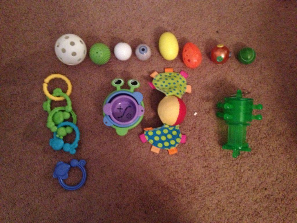 Safe Toys Photo Credit: Katt